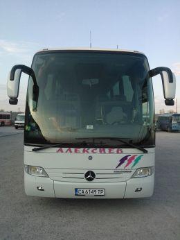 Автобус Алексиев - Снимка 02 - Алексиев ВН - Видин