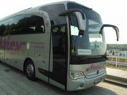 Автобус Алексиев - Снимка 03 - Алексиев ВН - Видин