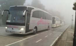 Автобус Алексиев - Снимка 19 - Алексиев ВН - Видин
