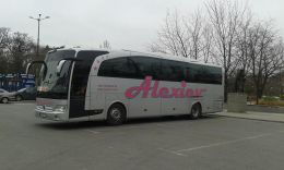 Автобус Алексиев - Снимка 22 - Алексиев ВН - Видин